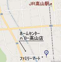 岐阜県高山市西之一色町1-19-10上田倉庫C号